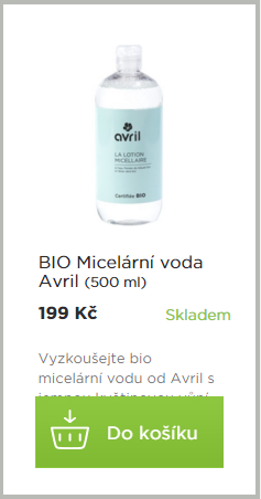 micelarni voda