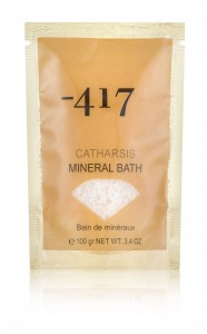 CATHARSIS MINERAL BATH 100 GR 998