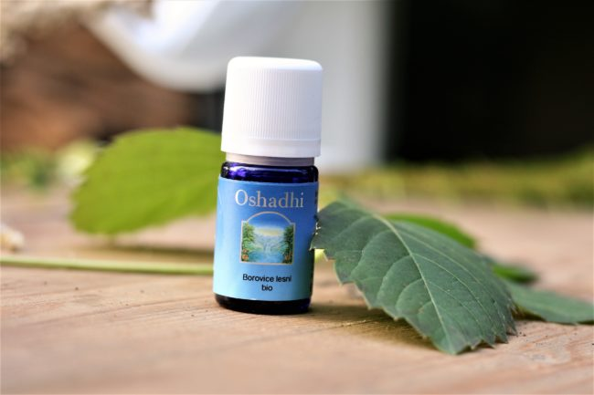 esenciální oleje Oshadhi