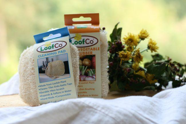 LoofCo ekologické přírodní houbičky na nádobí