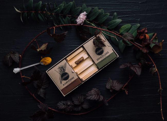 Vonai nádherná přírodní mýdla z darů přírody