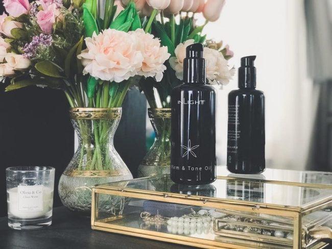 Inlight 100% čistá bio kosmetika z Velké Británie