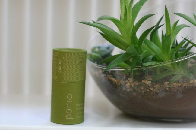 Ponio Tea tree a lemongras přírodní deodorant 75 g