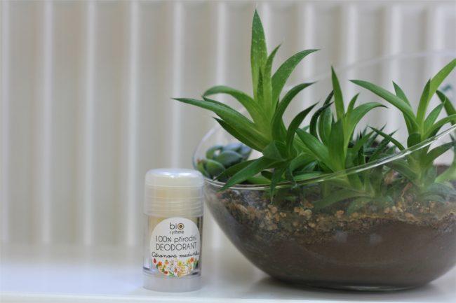 Biorythme 100% přírodní deodorant Citronová meduňka 60 g