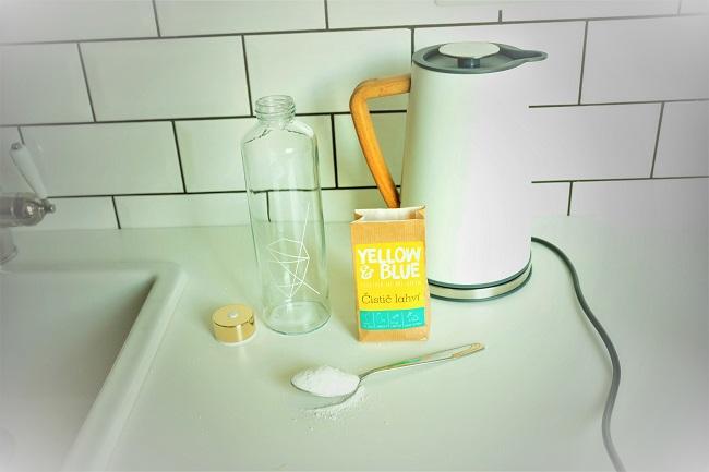 Clean touch - oplach lahví na vodu od Tierra Verde