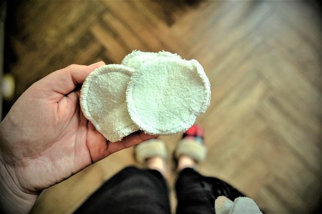 Prádlo po vyprání Přírodním pracím gelem a Puerem od Tierra Verde