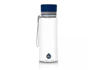 Equa Plastová lahev na pití Blue