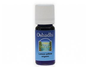 Oshadhi esenciální olej bio citron