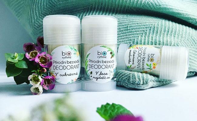 Deodoranty Biorhytme